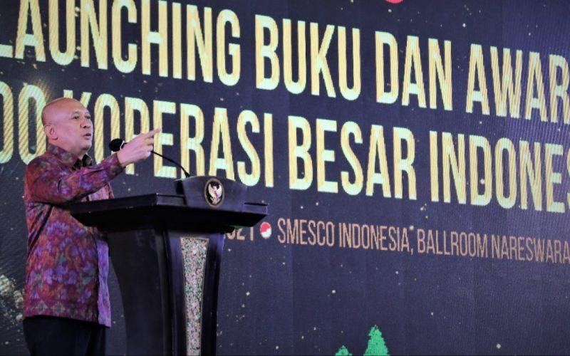 100 Koperasi Besar Indonesia Bukukan Akumulasi Aset Rp66,6 Triliun
