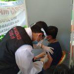 Vaksinasi Covid-19 Dosis Pertama Bagi Nakes Di Kepulauan Seribu Rampung