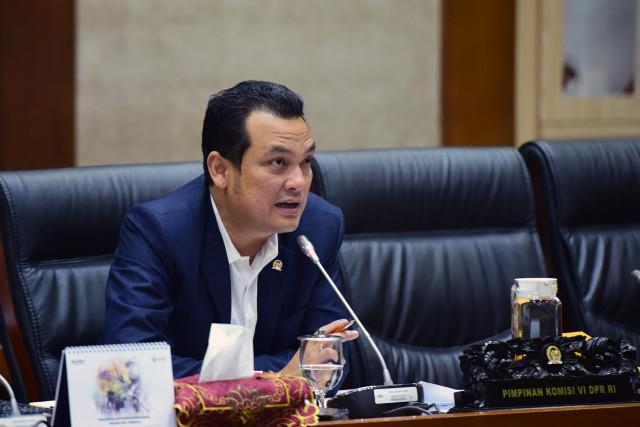 Komisi VI Akan Berupaya Maksimal Bantu Permasalahan Maskapai Merpati