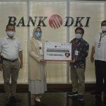 Bank DKI Gandeng Jakarta Tourism Forum Salurkan Donasi Gempa Sulawesi Barat