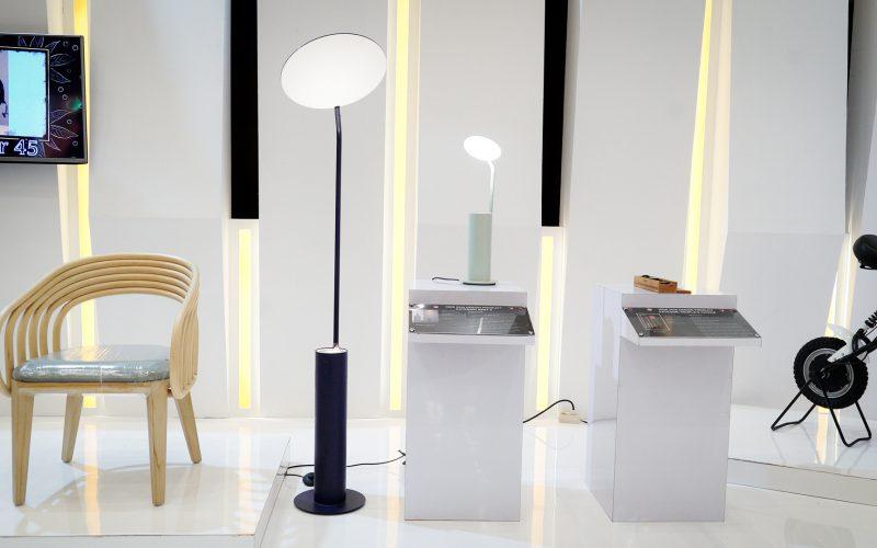 Sabet Penghargaan IGDS 2020, IKM Ini Bikin Lampu LED Desain Modern