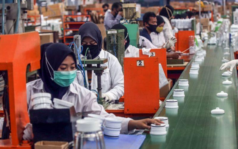 PMI Manufaktur Indonesia Naik Lagi, Lampaui Vietnam dan Thailand