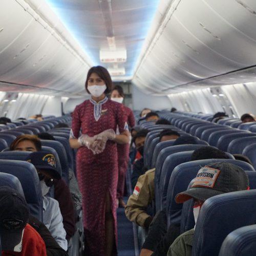Lion Air Group Dukung Digitalisasi Dokumen Kesehatan Penerbangan