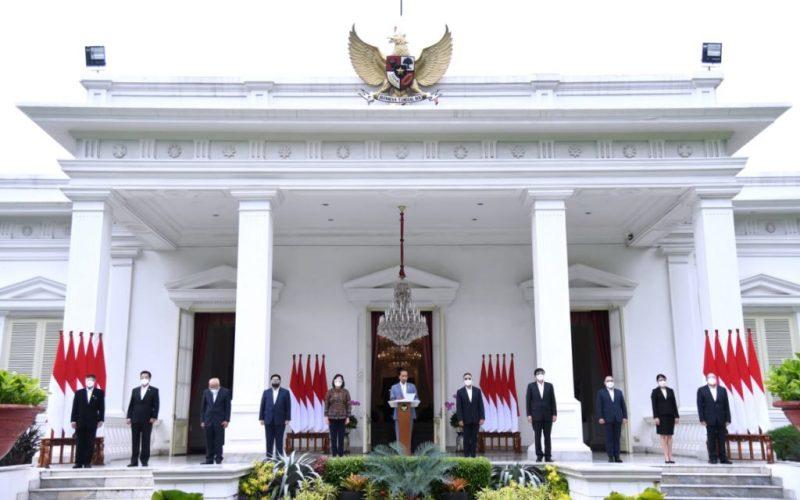 Diumumkan Presiden Jokowi, Inilah Profil Lima Dewan Direktur LPI