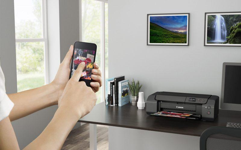 Canon Pixma PRO-200, Printer Profesional Dukung Kebutuhan Cetak Foto Berkualitas Tinggi