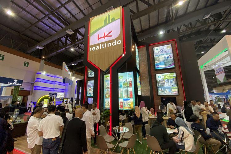 HK Realtindo Berinovasi Kembangkan Produk Landed House di Lokasi Strategis