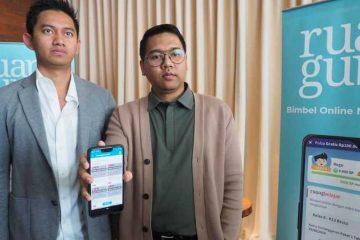 Ruangguru Rilis Laporan Layani Lebih 22 Juta Masyarakat Indonesia Selama Pandemi