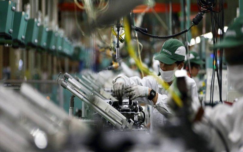 Optimistis Purchasing Managers Index  Manufaktur Terus Meningkat