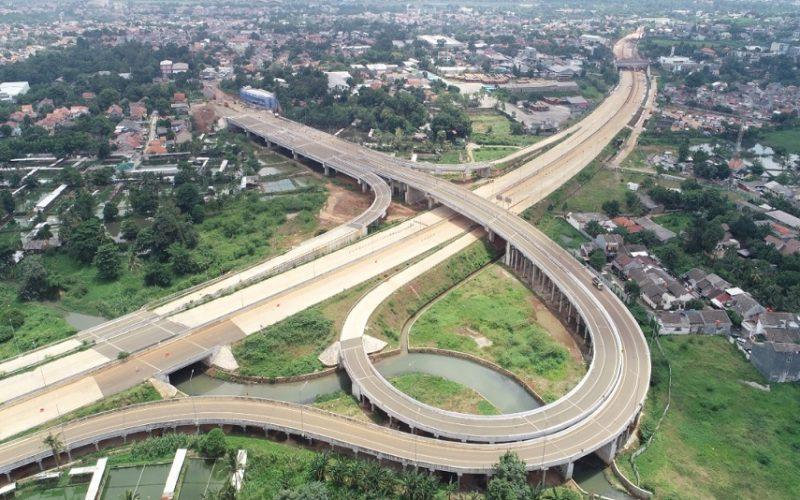 Seksi 1 Jalan Tol Cinere-Serpong Beroperasi Awal TW II 2021