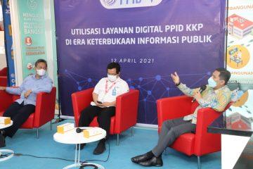 KKP Maksimalkan Pelayanan Informasi Publik Lewat Layanan Digital PPID Terintegrasi