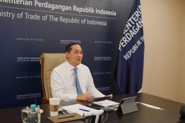 Lepas Ekspor Perdana HIPMI, Mendag: Langkah Awal Menduniakan Produk Indonesia