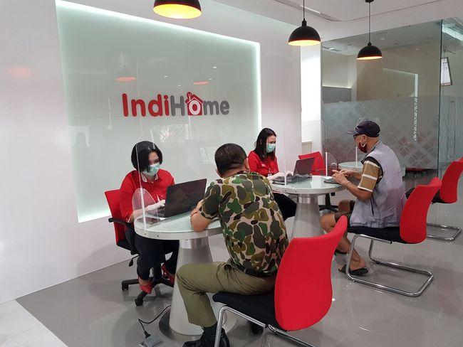 Telkom Buka Peluang Agen Digital melalui Sobat Indihome