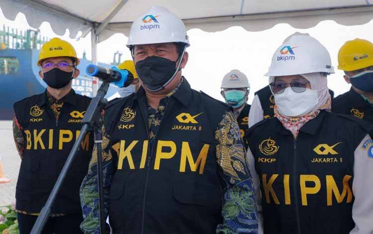 Menteri Trenggono Lepas Ekspor Produk Perikanan ke-40 Negara Senilai Rp1 Triliun