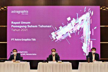 Bisnis Terdampak Signifikan, Astragraphia Tetap Bagikan Dividen Sebesar 40% dari Laba Bersih 2020